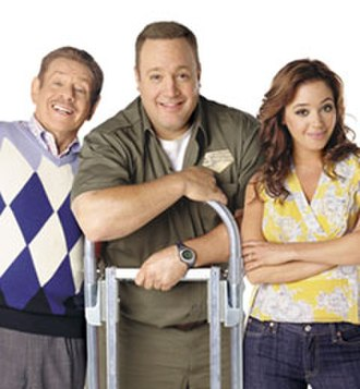 The King of Queens - Main cast of The King of Queens