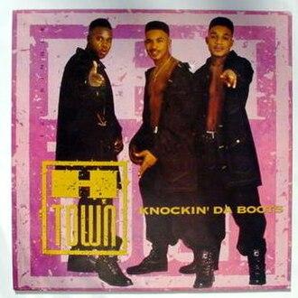 Knockin' Da Boots - Image: Knockin' Da Boots cover