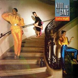 Ladies' Night (album) - Image: Kool and the Gang Ladies Night