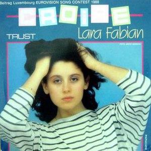 Croire - Image: Lara Fabian Croire