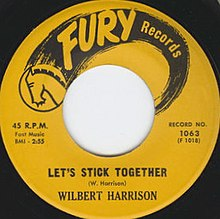 Image result for wilbert harrison