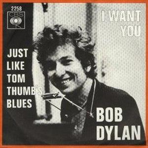 Just Like Tom Thumb's Blues - Image: Live Tom Thumb cover