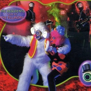Live at the Fillmore (The Residents album) - Image: Live at the Fillmore The Residents