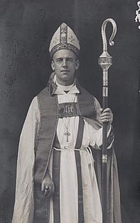 Logie Danson Scottish bishop