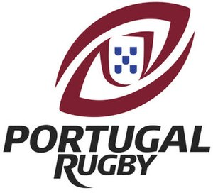 Portugal national rugby union team - Image: Logo Portugal Rugby 2017