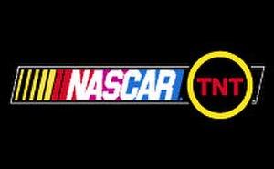 NASCAR on TNT - Image: Logo tntnascar 208x 128
