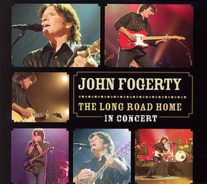 The Long Road Home – In Concert - Image: Longroadhomeconcertc d