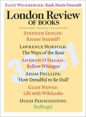 London Review of Books - Image: Lrb 17aug 2006vol 28no 16