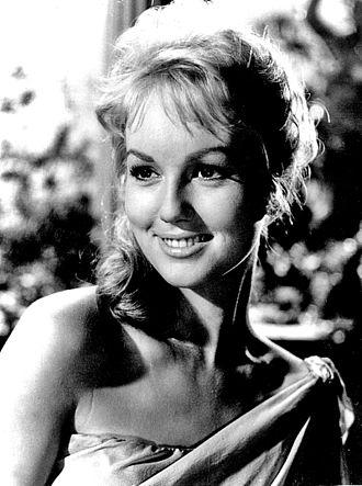 Mylène Demongeot - Demongeot in 1960