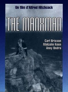 <i>The Manxman</i> 1929 film by Alfred Hitchcock