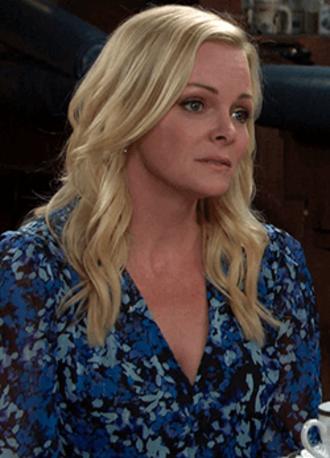 Belle Black - Martha Madison as Belle Black