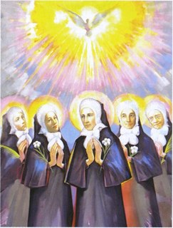 Blessed Martyrs of Drina 20th-century Catholic nuns and martyrs