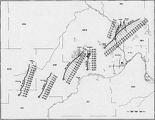 Early-May 1965 tornado outbreak sequence