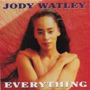 Everything (Jody Watley song) - Image: Mca 1395