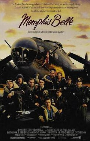 Memphis Belle (film) - Theatrical release poster