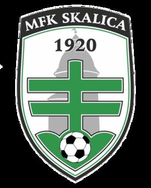 MFK Skalica - Image: Mfk skalica