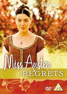 <i>Miss Austen Regrets</i> 2008 biographic TV-movie on Jane Austen