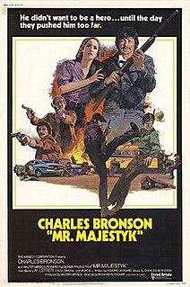 <i>Mr. Majestyk</i> 1974 film by Richard Fleischer