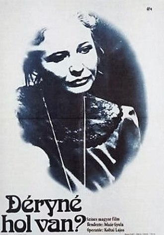 Mrs. Dery Where Are You? - Film poster