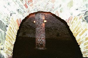 Munkholmen - Image: Munkholmen Prison cell