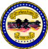 Official seal of Naples, Florida