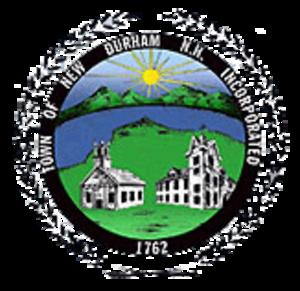 New Durham, New Hampshire - Free Will Baptist Church