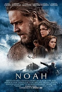 <i>Noah</i> (2014 film) 2014 American biblical epic film directed by Darren Aronofsky