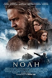 Noah, film poster taken from wikipedia.org