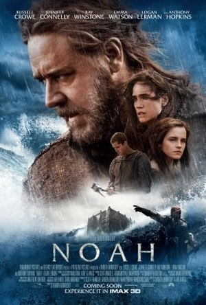 Noah (2014 film) - Theatrical release poster