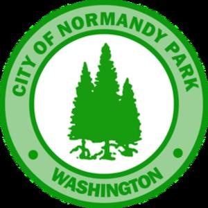 Normandy Park, Washington - Image: Normandy Park Seal