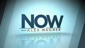 Now with Alex Wagner - Title card
