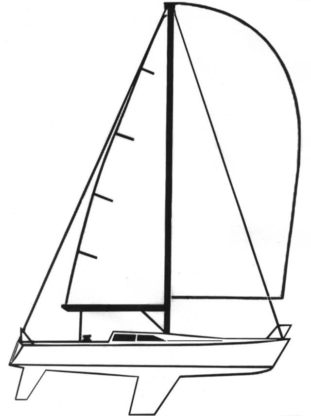 olson 30 wikiwand E-Scow Sail Plan olson 30