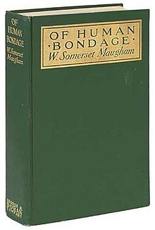 Of human bondage first edition