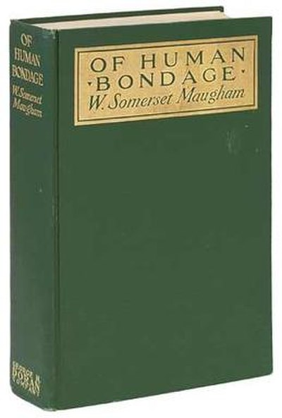 Picture of a book: Of Human Bondage