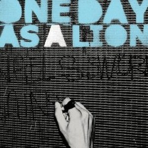 One Day as a Lion (EP) - Image: One day as a lion cd