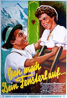 <i>Open Your Window</i> (film) 1953 film by Anton Kutter