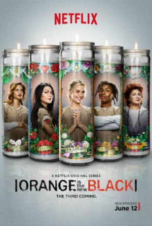 Orange Is the New Black (season 3) - Promotional poster