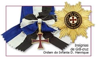 Order of Prince Henry - Image: Ordem do Infante D. Henrique