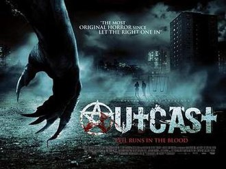 Outcast (2010 film) - UK release poster