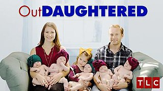 <i>OutDaughtered</i> american reality show