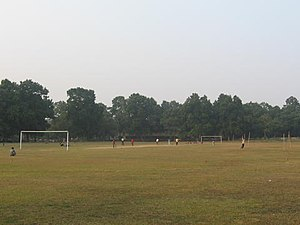 Allama Iqbal Medical College - Oval Ground