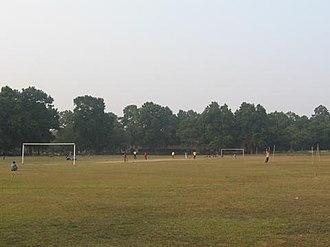 Allama Iqbal Medical College - Oval Ground