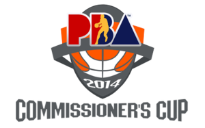 2014 PBA Commissioner's Cup - Image: PBA2014 commscup