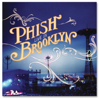 Phish: Live in Brooklyn - Image: PHCD66