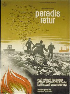 <i>Paradise and Back</i> 1964 film by Gabriel Axel