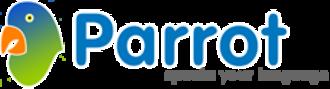 Parrot virtual machine - Image: Parrot Foundation logo