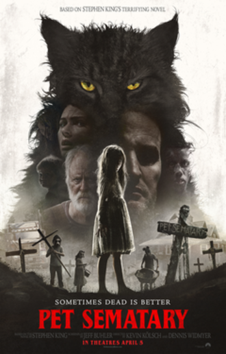 Pet Sematary (2019 film) - Theatrical release poster