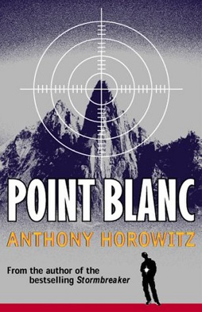 Picture of a book: Point Blank