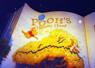 Poohs Hunny Hunt