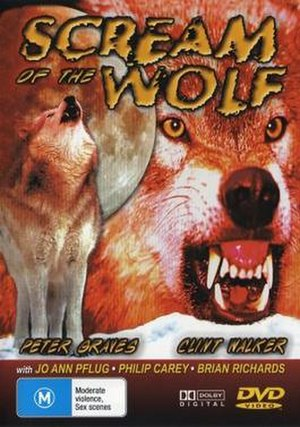 Scream of the Wolf - DVD cover